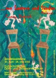 Plakat Diozösanmuseum Wien